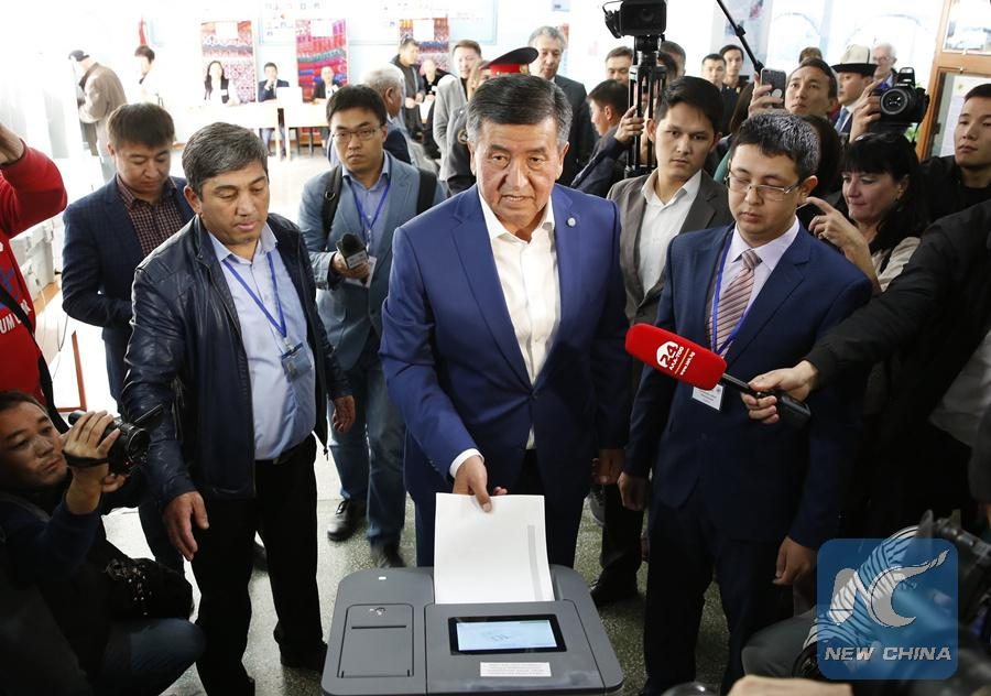 Kyrgyz presidentials: Sooronbai Jeenbekov wins historic election as outgoing head of state falls out with Kazakhstan